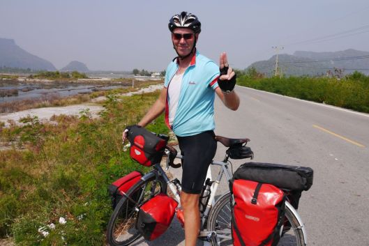 2000Km done in Asia.