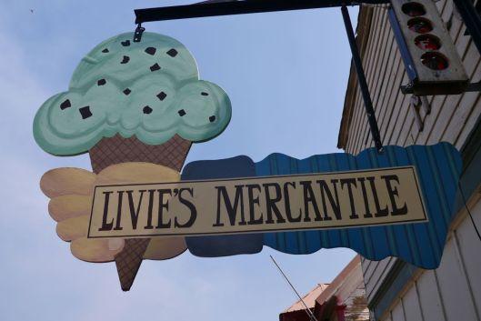 Livie's Mercentile, Richland, OR.